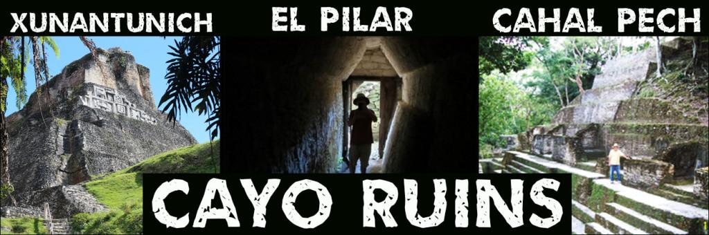 Cayo Ruins Toursite